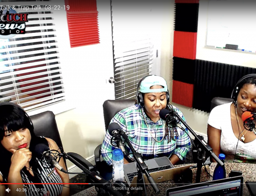 My Interview With Goddess Talk & Trap Talk on August 22, 2019