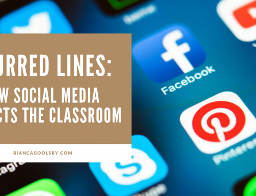 Blurred Lines: How Social Media Impacts the Classroom
